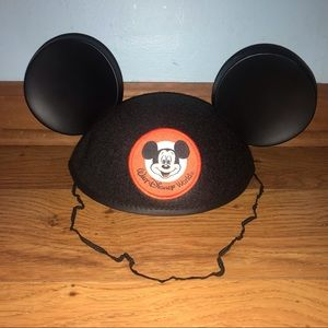AUTHENTIC❗️Disney World Hat with Ears (Adult size)
